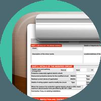 BS7671 Electrical Apple Watch App