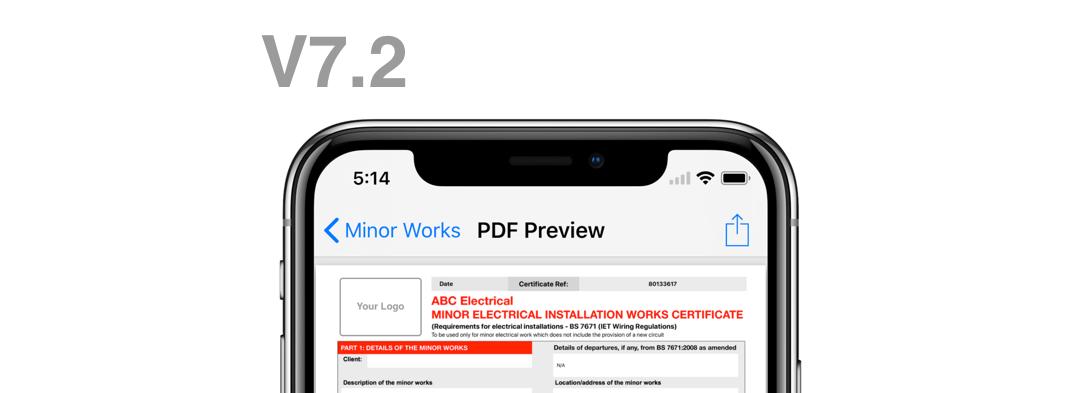 iCertifi 7.2 Update and iPhone X