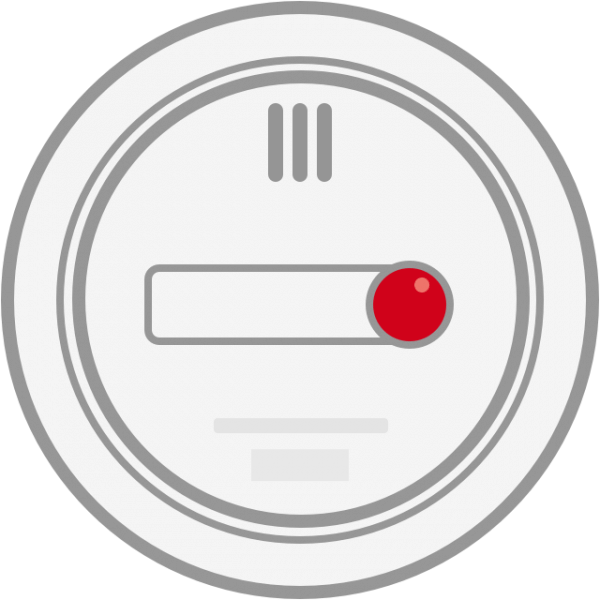 Smoke Heat Alarm